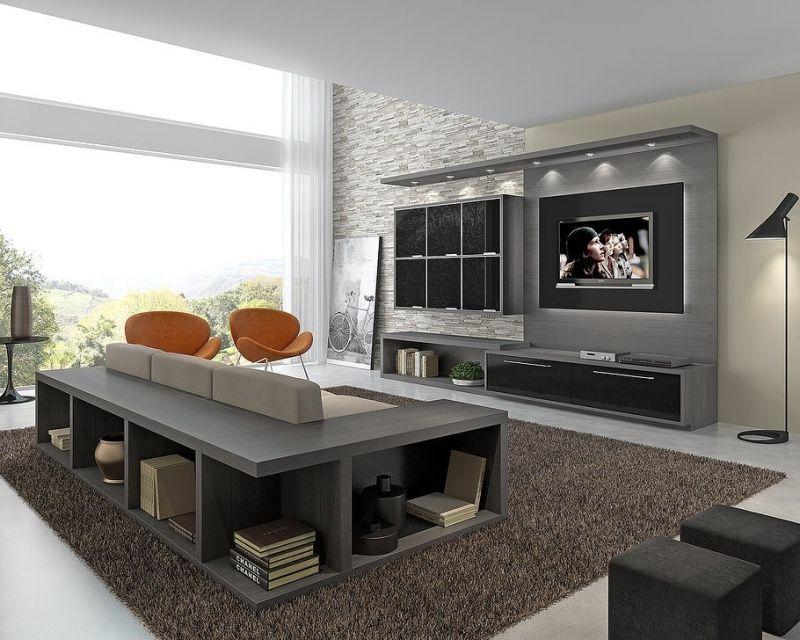 Ambiente Planejado para Home Theater na Vila Minosi - Ambiente Planejado