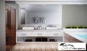 Banheiro com Móveis sob Medida em Itapecerica da Serra - Banheiro Planejado sob Medida