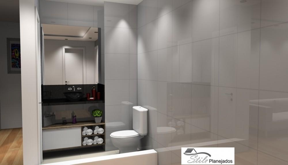 Banheiros Planejado em São Paulo no Jardim Ibéria - Loja de Móveis Planejados para Banheiro