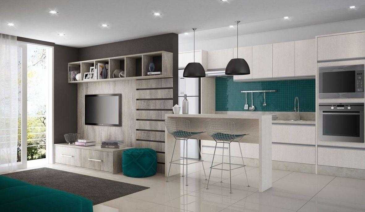 Cozinha com Móveis Planejados Preço na Pedreira - Cozinha com Ilha