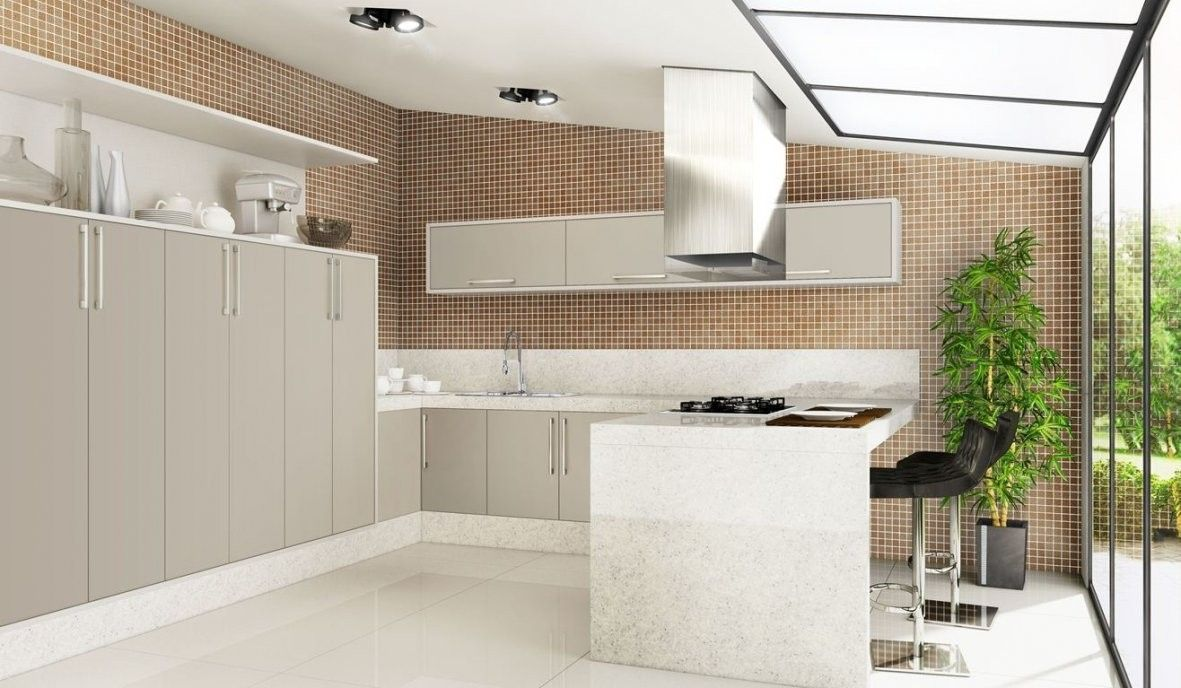 Cozinha Com Ilha Stile Planejados