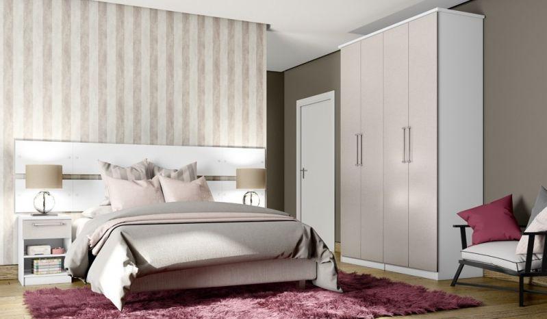 Dormitórios Planejado para Quarto Pequeno no Jardim República - Dormitório Planejado para 3 Filhos