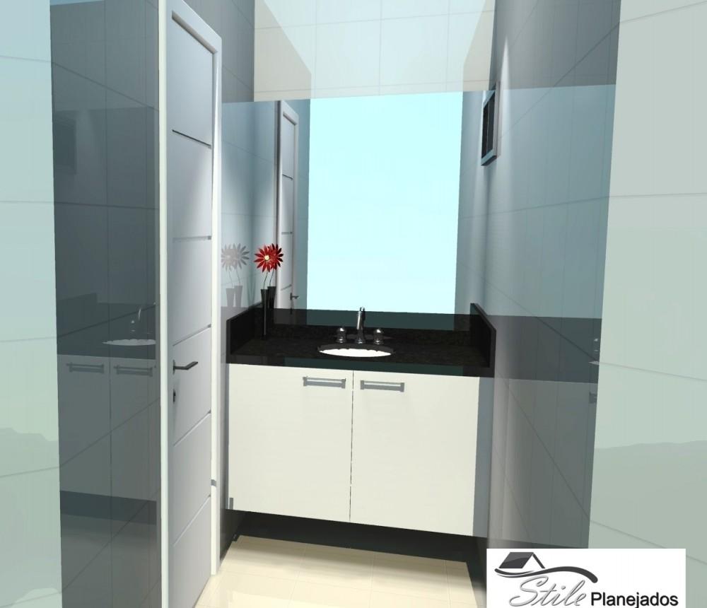 Onde Encontro Loja de Móveis Planejados para Banheiro no Jardim Maria Luiza - Fábrica de Banheiro Planejado