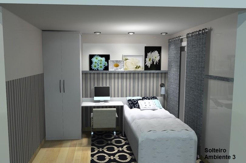 Fotos de apartamentos pequenos decorados da mrv 31