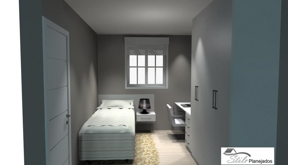 Orçamento de Dormitório Planejado para Solteiro no Jardim Taboão - Dormitório Planejado para 3 Filhos