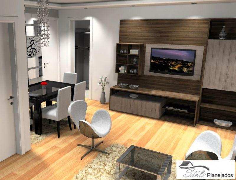 Quanto Custa Ambiente Planejado para Home Theater no Jardim Bandeirantes - Ambiente Planejado para Closet