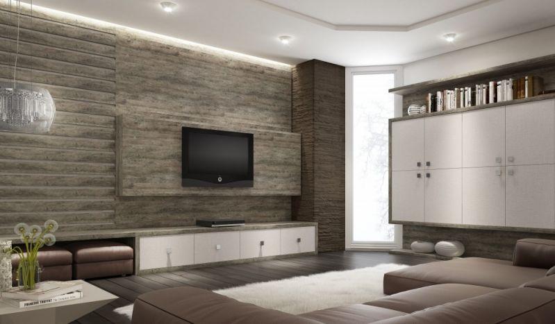 Quanto Custa Ambiente Planejado para Sala no Alto da Boa Vista - Ambiente Planejado de Alto Padrão