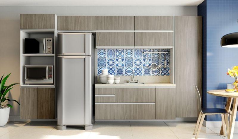 Quanto Custa Cozinha com Móveis Planejados na Vila do Encontro - Cozinha com Ilha