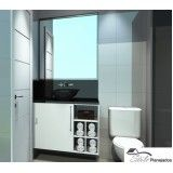 banheiro planejado em são paulo preço na Vila do Sol