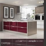 cozinha planejada em interlagos no Conjunto Residencial Fazzione