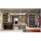 móveis planejados para home office preço no Jardim Campo Belo