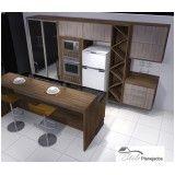 móveis sob medida para cozinha na Casa Verde